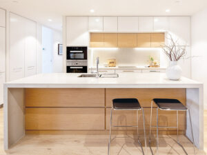 Kitchen - Independent Living Units at Hester Canterbury - BASScare Aged Care