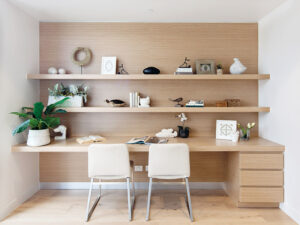 Office/Study - Independent Living Units at Hester Canterbury - BASScare Aged Care